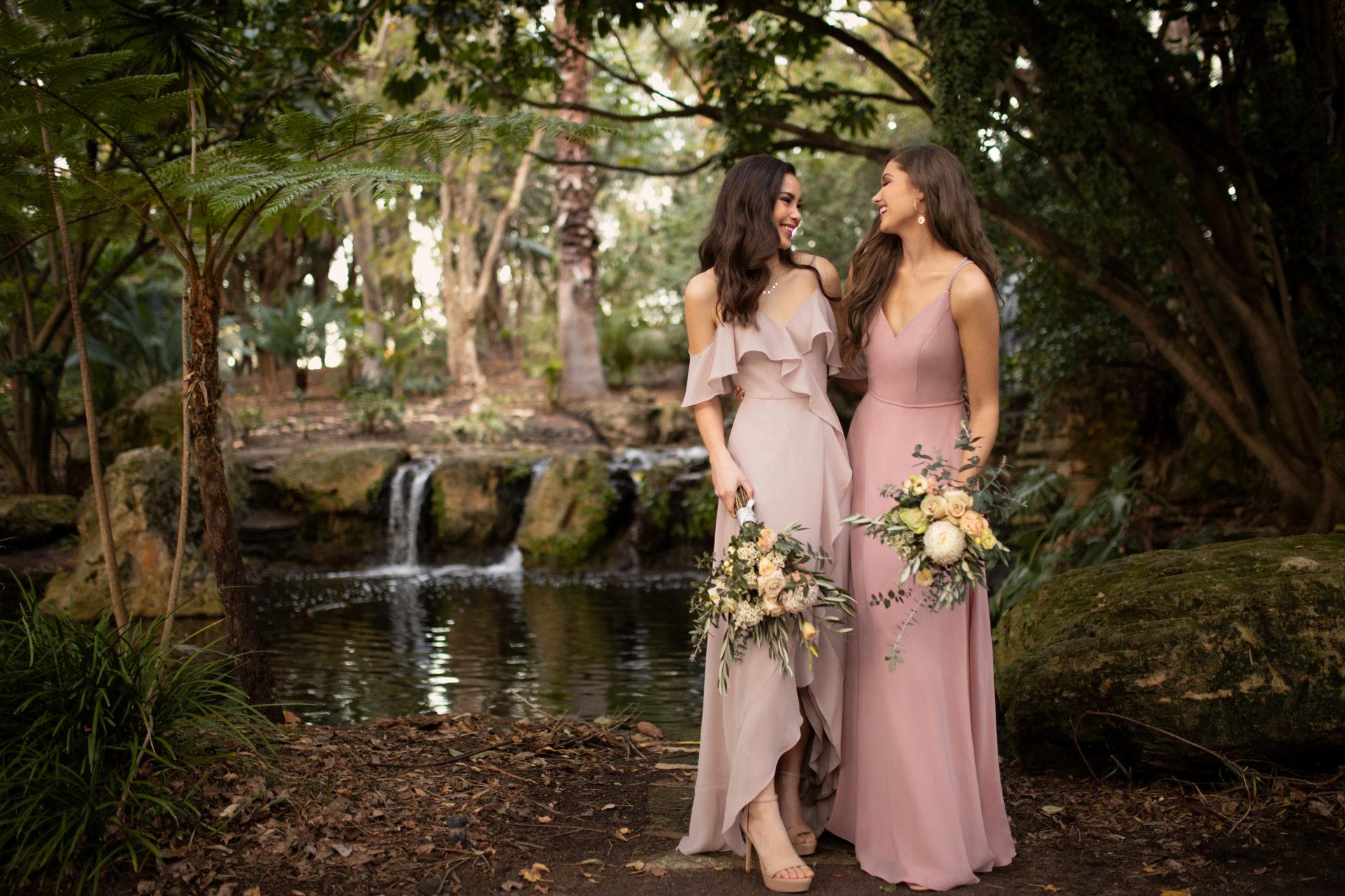 Sorella Vita Bridesmaids Swan Brides Congleton Cheshire