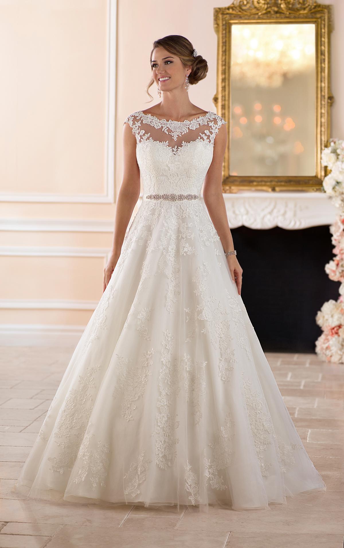 Stella York Sale discounted wedding dress