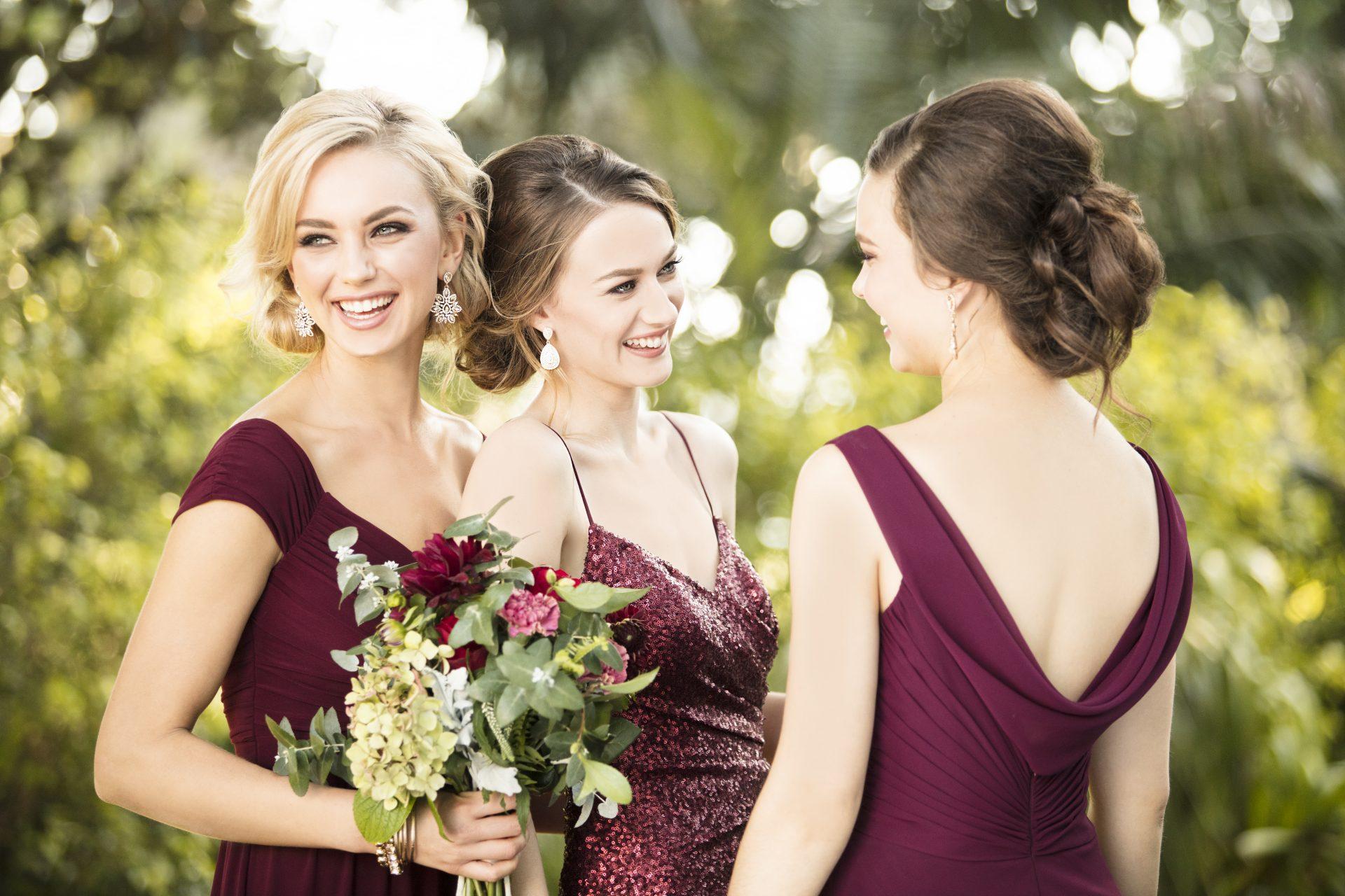 Swan Brides Sorella Vita Bridesmaids